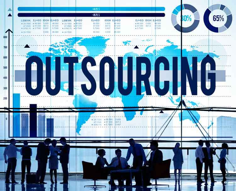 how covid will push outsourcing