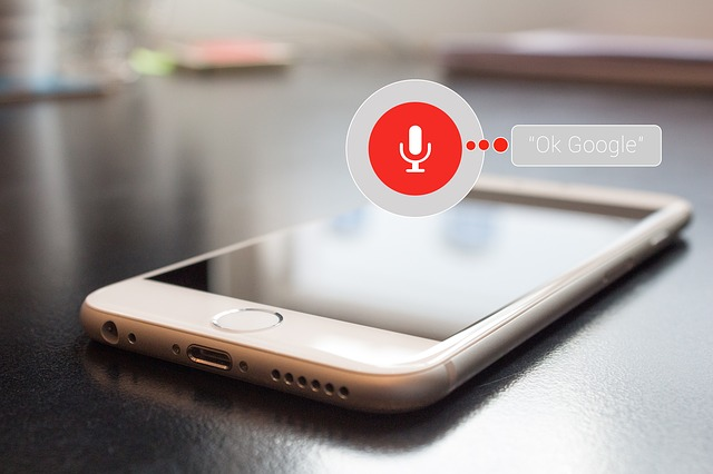 voice search and digital assistants